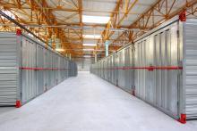 В Московском регионе вырос объём ввода складских помещений