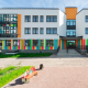 В Янино начал расти ввысь новый детский сад