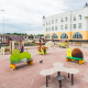 Губернатор Ленобласти открыл два детских сада в ЖК «GreenЛандия»