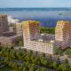 VII квартал Golden City вырос до уровня 8 этажа
